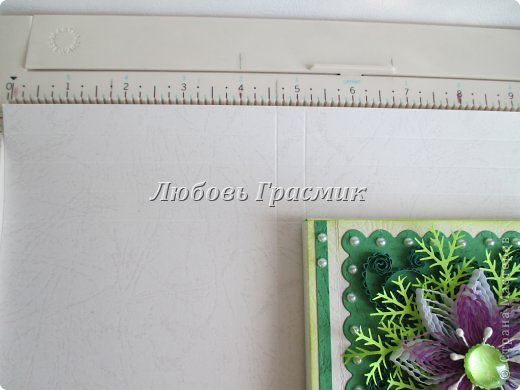 Мастер-класс Упаковка День рождения Бумагопластика Квиллинг Коробочка для подарка из листа А4 Бумага Картон фото 8