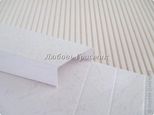 Мастер-класс Упаковка День рождения Бумагопластика Квиллинг Коробочка для подарка из листа А4 Бумага Картон фото 13