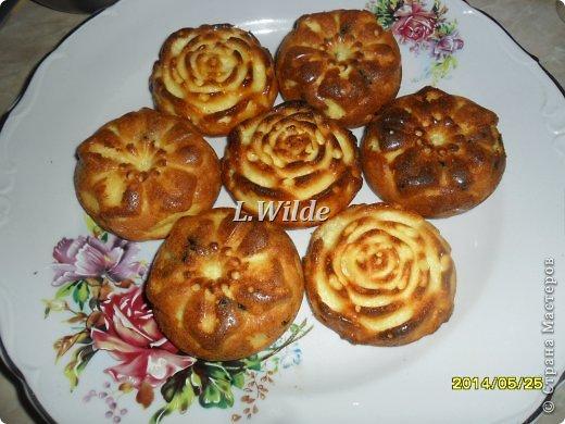 Кулинария Мои Персики булочки и Пироги с пирожками  Продукты пищевые фото 16