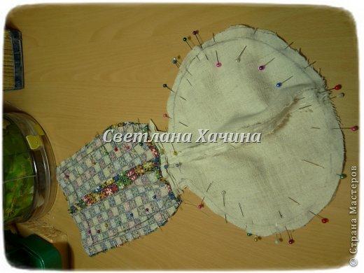 Куклы Мастер-класс Шитьё Рождение Куклы 1 часть Ткань фото 18